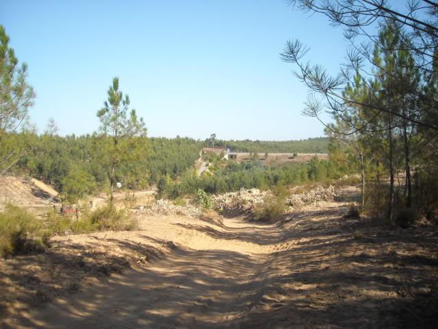 Barragem Castelo de Bode - 23/07/2011 - Em busca do Crocodilo que virou peixe gato DSCN5395