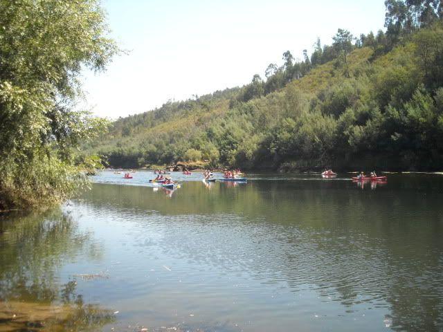 Barragem Castelo de Bode - 23/07/2011 - Em busca do Crocodilo que virou peixe gato DSCN5433