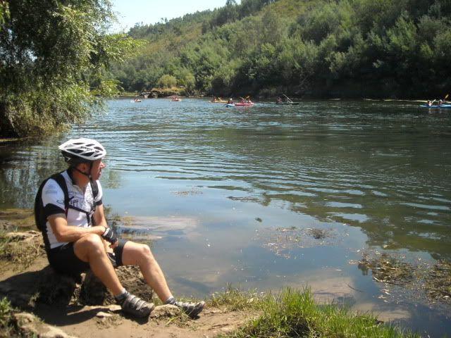 Barragem Castelo de Bode - 23/07/2011 - Em busca do Crocodilo que virou peixe gato DSCN5434