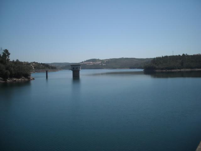 Barragem Castelo de Bode - 23/07/2011 - Em busca do Crocodilo que virou peixe gato DSCN5440