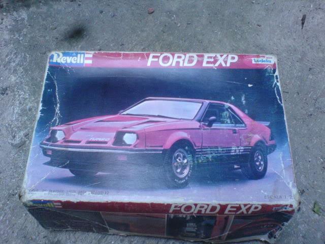 """Ford Exp """"Revell"""" DSC000693"""