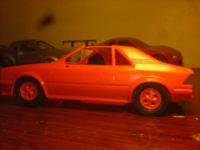 """Ford Exp """"Revell"""" DSC00073"""