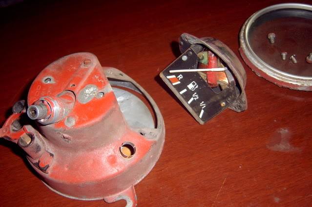 Como poner el velocímetro en ceros  SV400359
