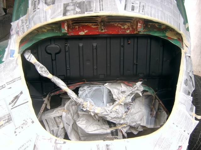 Presentación y proceso de restauración 1969 SV400149-1