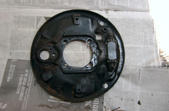 Presentación y proceso de restauración 1969 SV400153