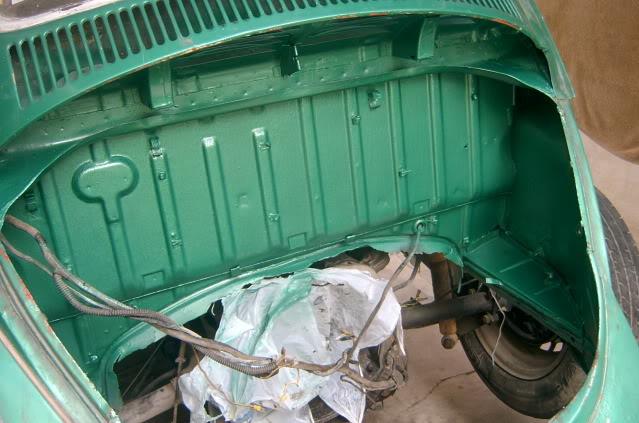 Presentación y proceso de restauración 1969 SV400162
