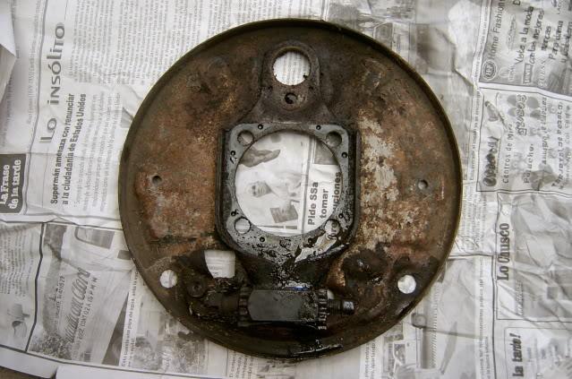 Presentación y proceso de restauración 1969 SV400177