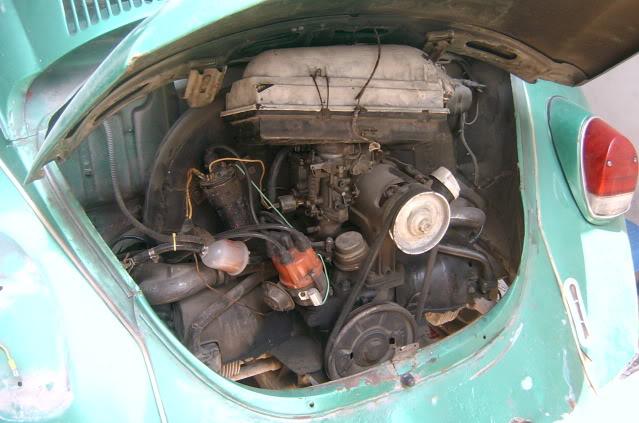 Presentación y proceso de restauración 1969 SV400187