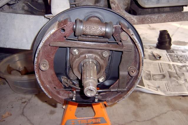 Presentación y proceso de restauración 1969 SV400214