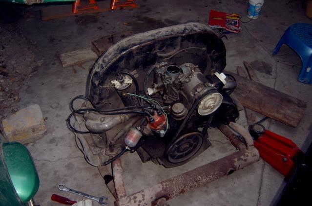 Presentación y proceso de restauración 1969 SV400224
