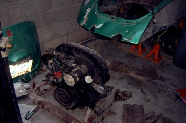 Presentación y proceso de restauración 1969 SV400228