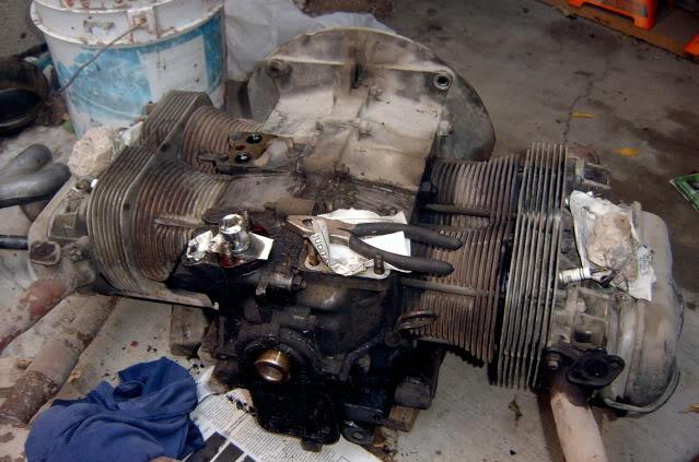 Presentación y proceso de restauración 1969 SV400238