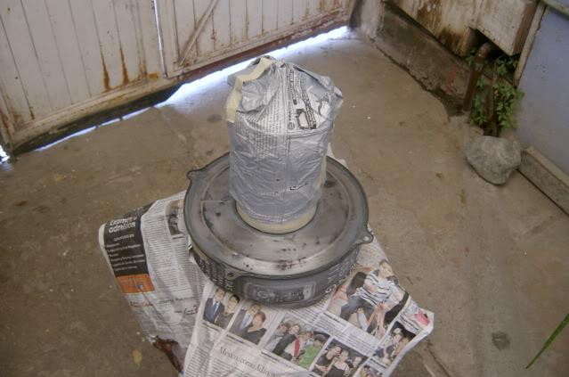 Presentación y proceso de restauración 1969 SV400276