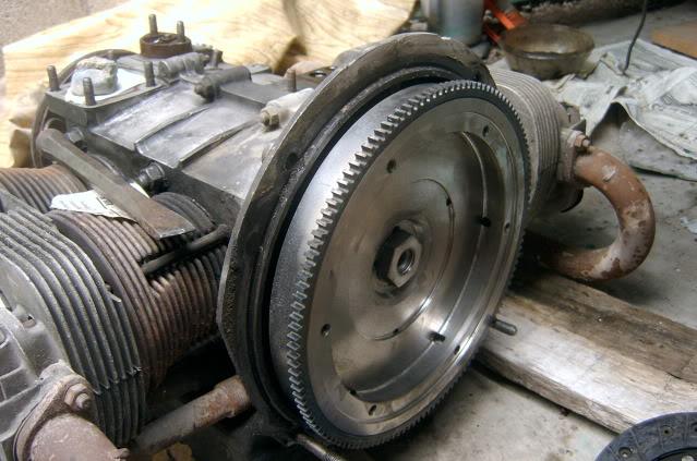Presentación y proceso de restauración 1969 SV400283