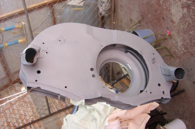 Presentación y proceso de restauración 1969 SV400289