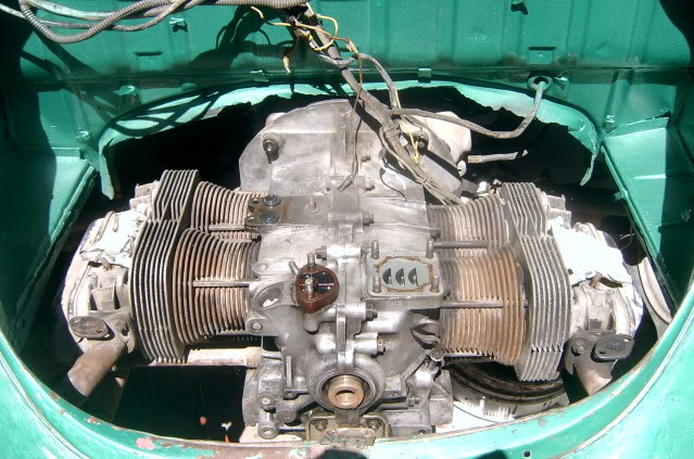 Presentación y proceso de restauración 1969 SV400291
