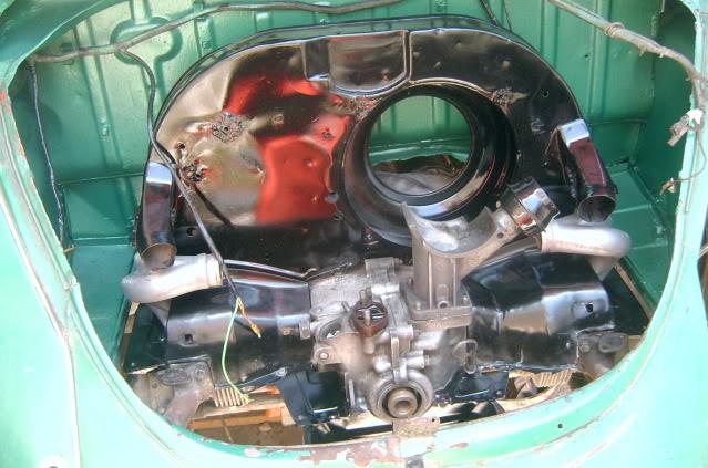 Presentación y proceso de restauración 1969 SV400292-1