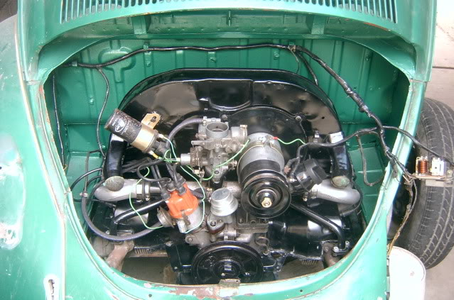 Presentación y proceso de restauración 1969 SV400298