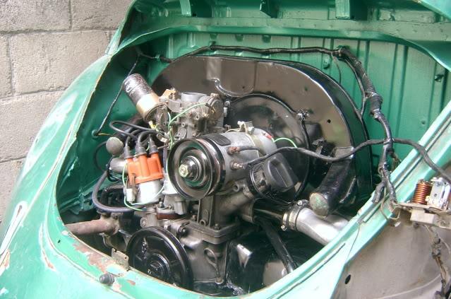 Presentación y proceso de restauración 1969 SV400299