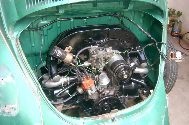 Presentación y proceso de restauración 1969 SV400300