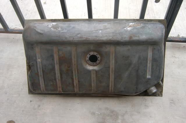 Presentación y proceso de restauración 1969 SV400317