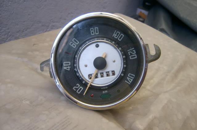 Presentación y proceso de restauración 1969 SV400345