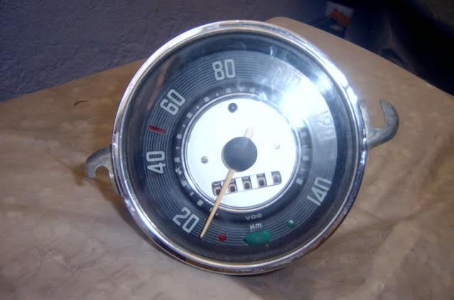 Presentación y proceso de restauración 1969 SV400346