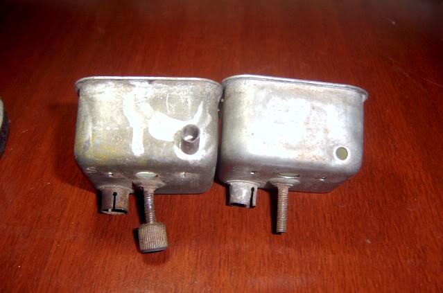 Presentación y proceso de restauración 1969 SV400399