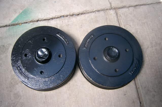 Presentación y proceso de restauración 1969 SV400408
