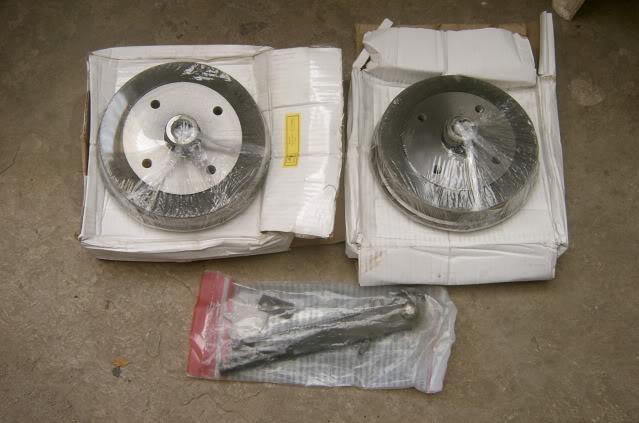Presentación y proceso de restauración 1969 SV400412