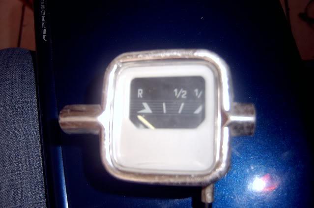 Presentación y proceso de restauración 1969 SV400428