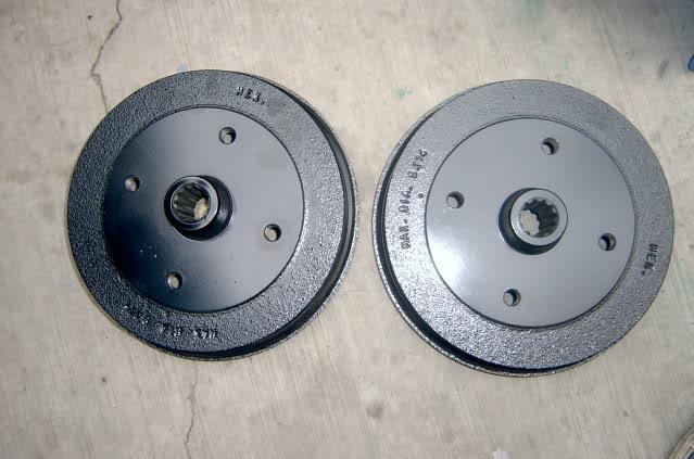 Presentación y proceso de restauración 1969 SV400448