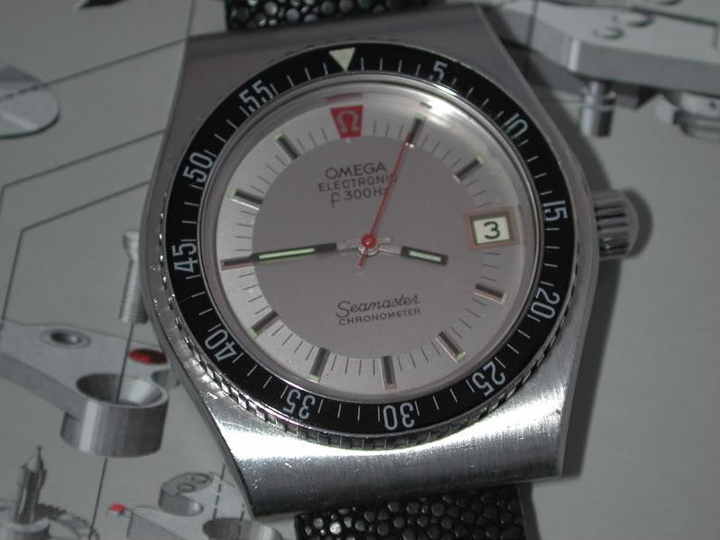 Omega Diver Generations 1980016