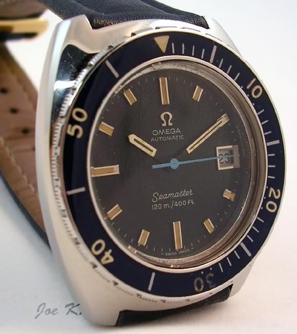 Omega Diver Generations DSCN2869
