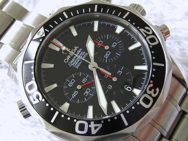 Omega Diver Generations IMG_0949