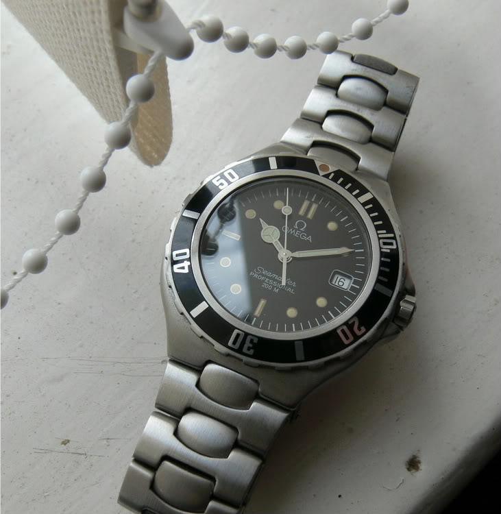 Omega Diver Generations P1000117