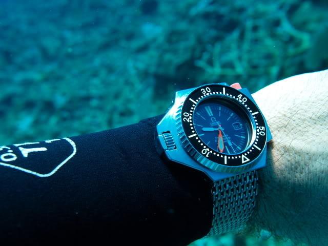 Omega Diver Generations P4212464