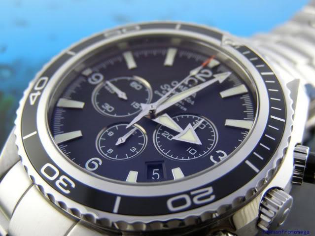 Omega Diver Generations PB130009