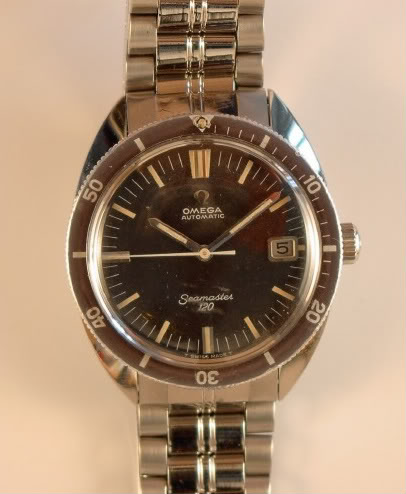 Omega Diver Generations ST165027
