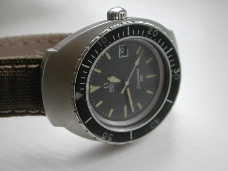 Omega Diver Generations ST1660091-1