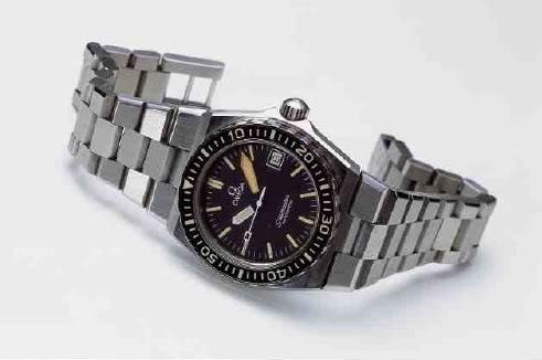 Omega Diver Generations ST3660858