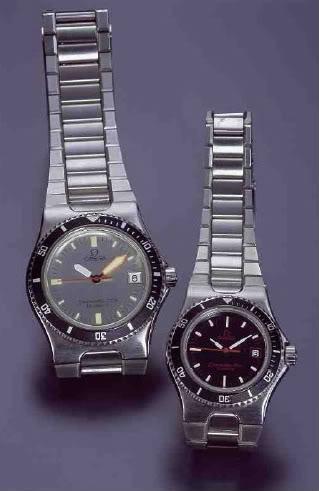 Omega Diver Generations ST3960932