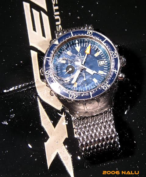Omega Diver Generations WetSM120C-2E