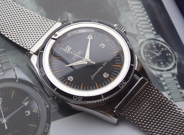 Omega Diver Generations Ck14755no1