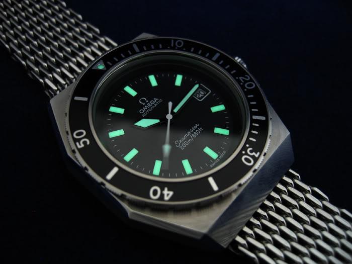 Omega Diver Generations Sm200_8