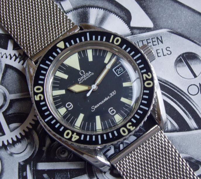Omega Diver Generations Sm300btdate1