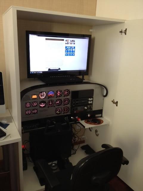 Cessna 172 Cockpit Macbare 3844692c