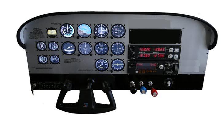 Cessna 172 Cockpit Macbare Macbare
