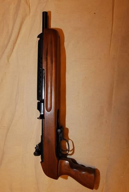 The Scarred Hyena M1Pistol0043