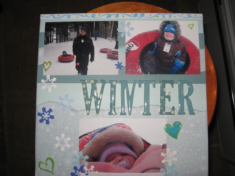 Thème d'hiver Photo033